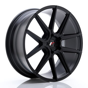 Japan Racing JR30 21x9 ET20-40 Custom Matt Black