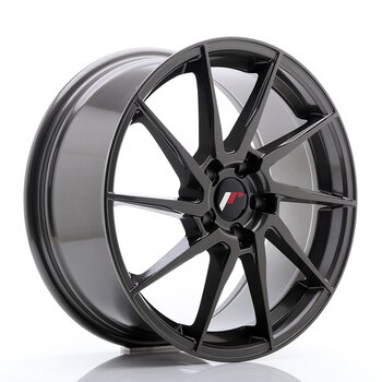 Japan Racing JR36 18x8 ET45 5x114,3 Hyper Gray