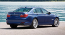 BMW F01 - Vinge till bagagelucka Alpina