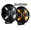 LED Extraljus Sarox9+ - 120W 10200 Lumen