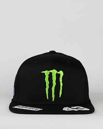 "Hoonigan ""KB43 official monster"" flexfit keps"