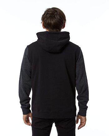"Alpinestars ""Draft"" svart hoodie"