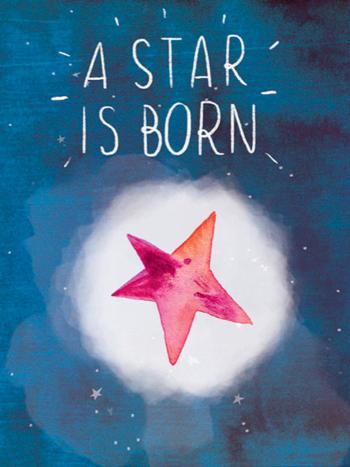 """KORT """"A STAR IS BORN"""""""
