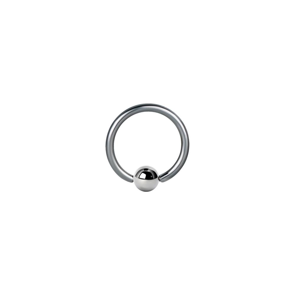 Ball Closure Ring - 1,2 mm - Stål