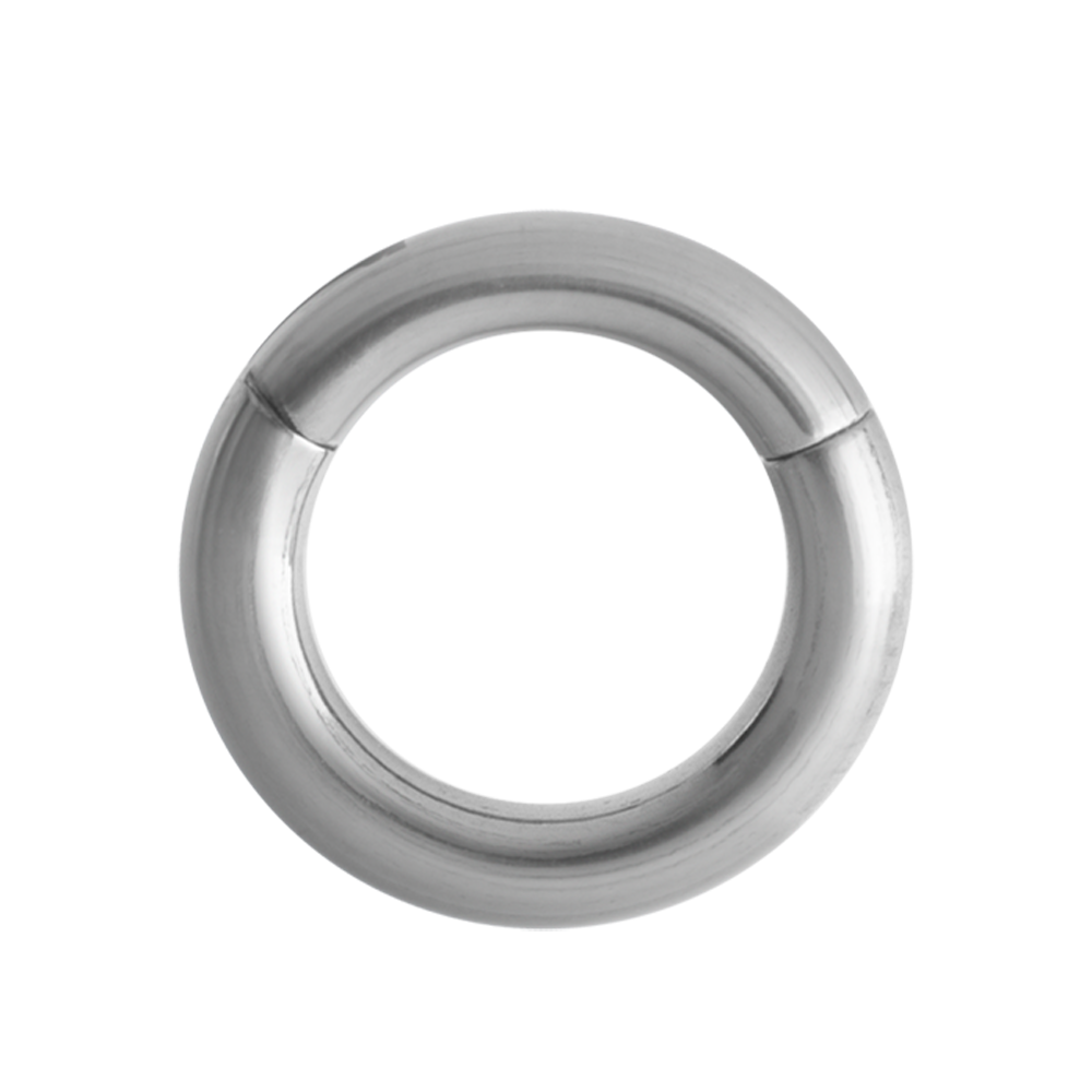Clicker - enkel öppningsbar segmentring - 1,6 - titan