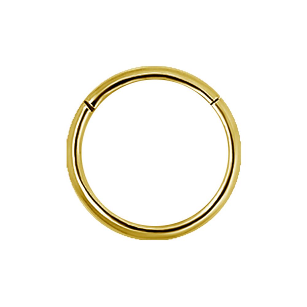 Clicker - 0,8 mm - guld