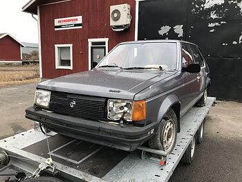 Talbot Horizon - Purkuauto (myydään osina)