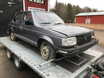 Talbot Horizon - Spare part car (parts for sale)