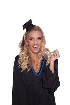 Mini graduation tiara