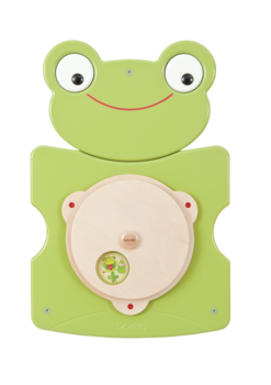 Fred the Frog - Wall Panel