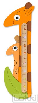 Giraffe Measurement