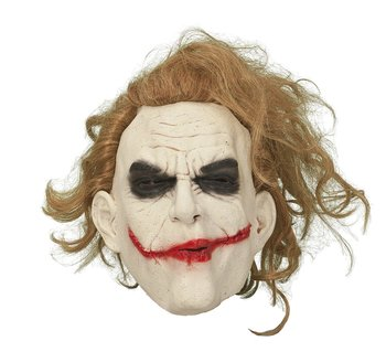Serial Killer Mask - Latex