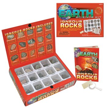 Igneous Rock Earth Science Kits