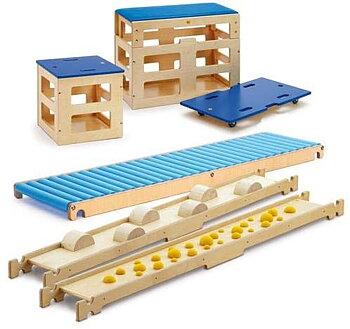 Sportbox Balance-träning (6 delar)