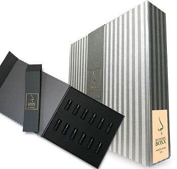 Aroma box for white wine (12 aromas)