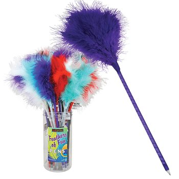 Feathers of Fun Pens (45 cm)