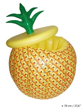 Cooler pineapple inflatable, 70cm