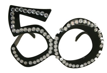Glasses 50 Black Diamondframe