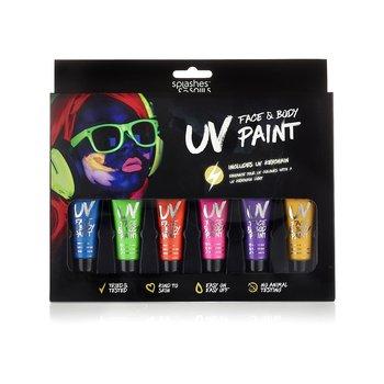 UV Face & Body Paint Boxset