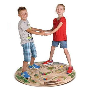 Balancing  Disc Snail Race - Maxi