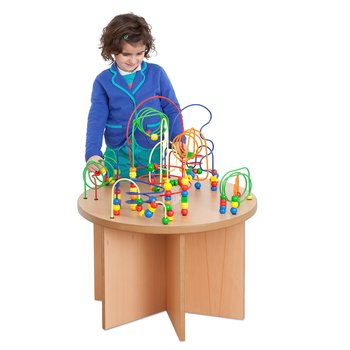 Kids Rollecoaster Table