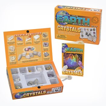 Crystal Earth Science Kits