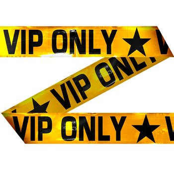 Marking Tape VIP ONLY, 15 m