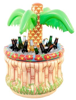 Inflatable Palmtree cooler, 65 cm