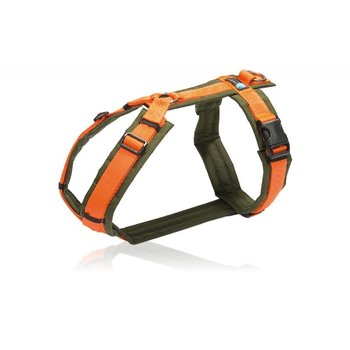Anny-X Harness Fun oliv/orange