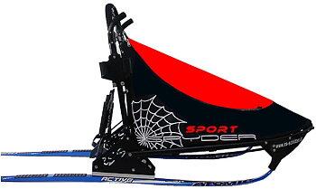 Rotter Spyder Sport (Beställningsvara) Sprintsläde