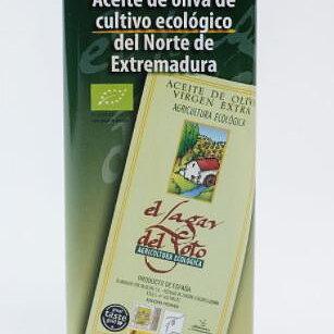 Lagar del Soto Extra Virgin olivolja eko - Fri Frakt