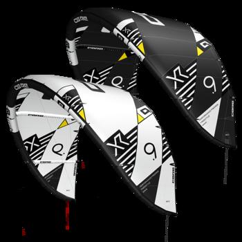 Core Kiteboarding XR6 Mega boosting tubekite