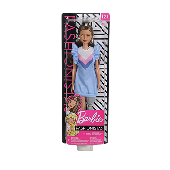 Barbie Fashionistas 121