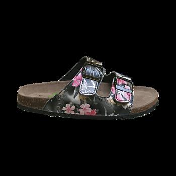 Evergreen 559-7024 223 Black Pink Floral