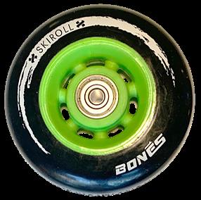 Rullskidhjul Skate 2:or PU  (polyuretan)
