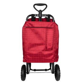 Puccini Shoppingvagn Röd