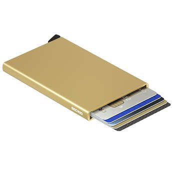 Secrid Cardprotector Gold Korthållare