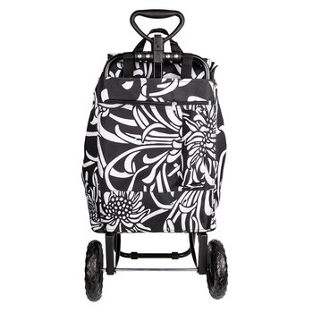 Puccini Shoppingvagn Black & White