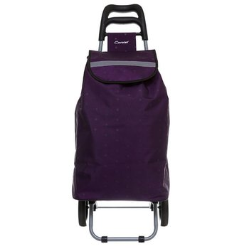 Cavalet Ergo Shoppingvagn Lila