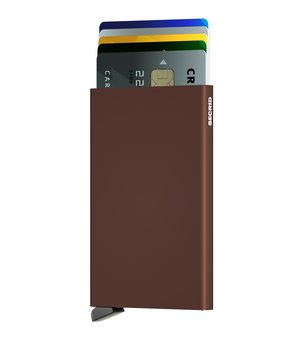 Secrid Cardprotector Brown Korthållare