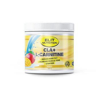 Elit CLA + L-Carnitine 180g