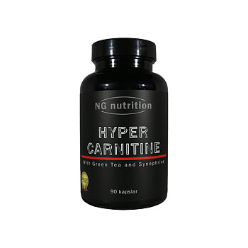NG nutrition Hyper Carnitine 90 caps