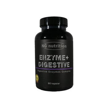 NG nutrition Enzymes+ Digestive 90 caps