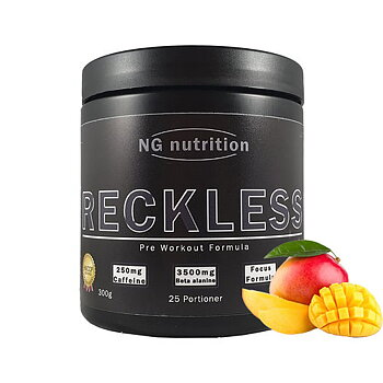 NG nutrition Reckless 300g