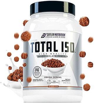 Cutler Total Iso Protein Powder 920g