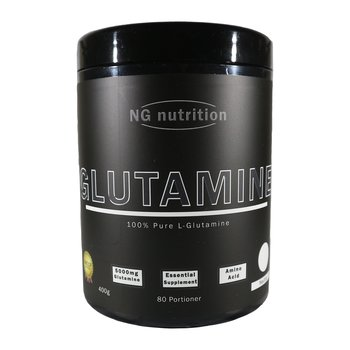NG nutrition Glutamine 100% 400g