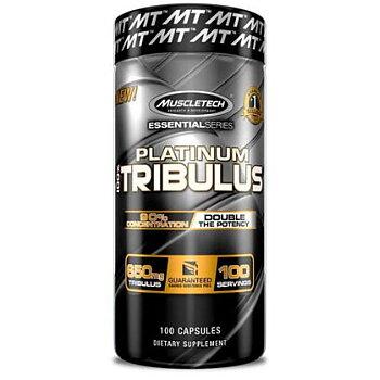 Muscletech 100% Platinum Tribulus