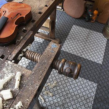 Golvplatta HESTRA Iron Ore