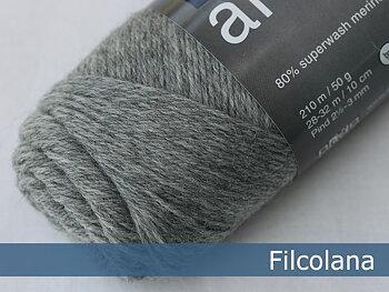 Arwetta 954- Ljusgrå Melange