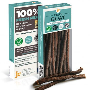 Hundgodis Pure  Get Sticks 50 gram